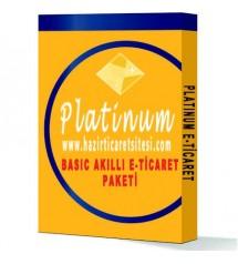 Basic - Akıllı Hazır E-Ticaret Paketi